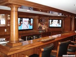 basement sports bar ceiling trim line basement sports bar ideas