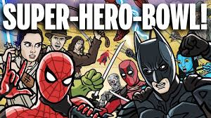 <b>SUPER</b>-<b>HERO</b>-BOWL! - TOON SANDWICH - YouTube