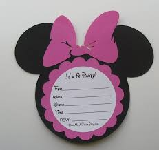 diy minnie mouse invitations minnie mouse invitation diy kit do diy minnie mouse invitations minnie mouse invitation diy kit do it yourself by doomeafavor
