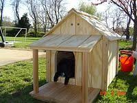 ideas about Dog House Plans on Pinterest   Dog Houses    ONE MORE DOG HOUSE PLAN   BUT THIS SITE SAYS ALL