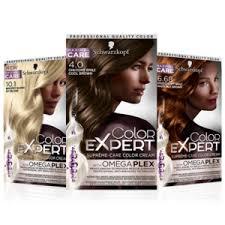 <b>Стойкая крем-краска для</b> волос Schwarzkopf Color Expert ...