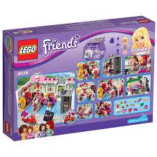 LEGO Friend <b>Naomi</b> Minifigure NEW from set 41119 minfig LEGO ...