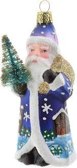 "<b>Украшение новогоднее</b> подвесное <b>Winter Wings</b> ""Дед Мороз с ..."