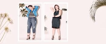 plus size clothing stylish trendy plus size fashions penningtons summer 17