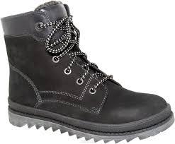 Купить <b>ботинки Лель</b>, цвет: черный. <b>Ботинки для мальчика</b>. 6-936 ...