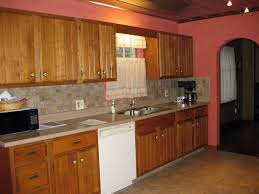 wall color ideas oak: perfect kitchen wall color ideas with oak cabinets  on with kitchen wall color ideas with