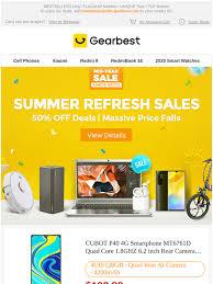Gearbest New Latam: GearBest Mid-Year Carnival Arrives | Go ...
