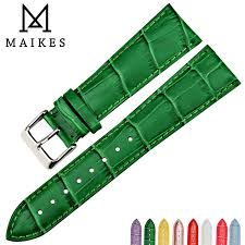 <b>MAIKES</b> watch accessories <b>16mm 18mm 20mm</b> 22mm watch band ...