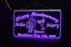 "Wedding #<b>led</b> #nightlight 3/<b>8</b>"" <b>Laser</b> engraved clear acrylic <b>8 Color</b> ..."