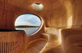 saune per gli amanti della natura
