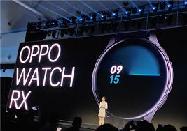 Анонсированы <b>умные часы OPPO Watch</b> RX с круглым экраном