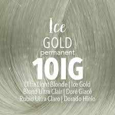 Permanent <b>Ice Gold</b> – Mydentity Guy Tang
