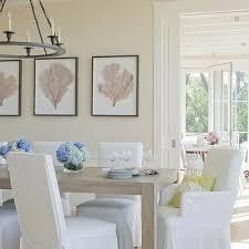 dining table parson chairs interior: coastal dining room m accdc coastal dining room