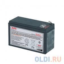 Комплект сменных <b>батарей</b> для ИБП <b>APC</b> BK650EI, BE700G-RS ...