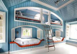 full bedroom sets ikea along with blue wall paint color and bunk bed with four beds also stainless steel ladders and glass windows also built in shelves awesome ikea bedroom sets kids
