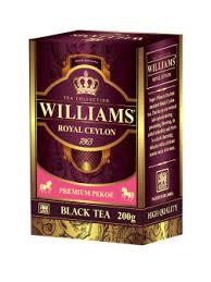 Купить <b>чай Williams</b> в интернет магазине WildBerries.kg