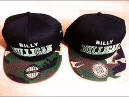 Открытие посылки снэпбэк Билли Миллиган/Unboxing snapback ...