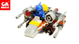 <b>LEGO</b> DIY <b>Star Wars 75032</b> X Wing Fighter - YouTube