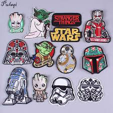 <b>Pulaqi</b> Diy <b>Star Wars Patches</b> Badge Embroidery <b>Patch</b> Thermo ...