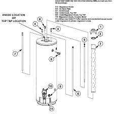 aosmith water heater  s   model gcvl   sears  sdirectwater heater   results  find part by diagram  gt