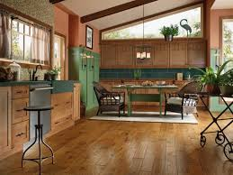 Wood Floor Kitchen Hardwood Flooring In The Kitchen Hgtv
