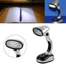 <b>Портативная</b> Гибкая <b>Настольная лампа</b> с 12 светодиодами ...