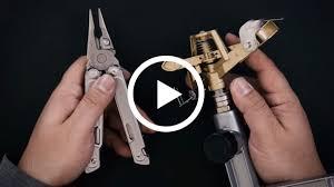 Видео: Презентация возможностей <b>мультитула Leatherman</b> ...