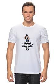 Футболка <b>классическая Printio</b> Brawl <b>Stars</b> #3124903