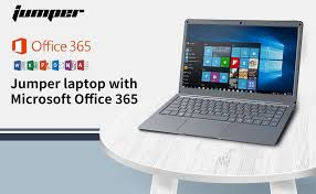 <b>Jumper</b> Laptop with Microsoft Office 365, 13.3 inches FHD Computer ...
