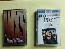 <b>INXS Album</b> Music Cassettes for sale | eBay