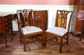 Where To Dining Room Chairs Eames Style White Dining Chairs With Solid Crossed Oak Wood Leg