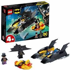 <b>Конструктор LEGO Super Heroes</b> Погоня за Пингвином на ...
