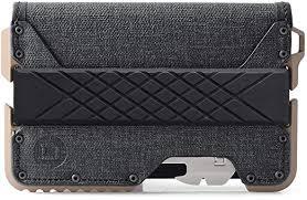 Dango T01 Tactical EDC Bifold Wallet w/ Multitool ... - Amazon.com