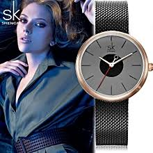 Buy <b>SHENGKE</b> Women's Bracelet Strap Watches online at Best ...