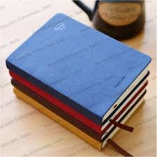 Pu <b>Leather Notebook Diary</b>, Rs 160 /piece, Ravindra Enterprises | ID ...