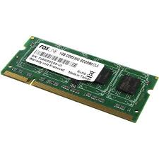 <b>Foxline</b> DDR2 SODIMM 1Gb < PC2-6400> 1.8v 200-pin (for ...