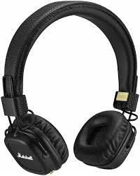 <b>Беспроводные наушники Marshall</b> Major II Bluetooth — купить по ...