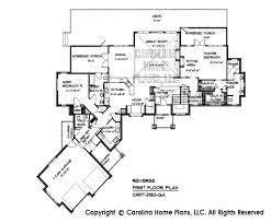 blueprint quickview front  luxury home s plans plano casa lujosa y    enlarged floor plan below crft reverse first floor plan