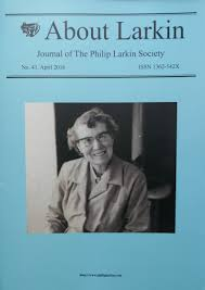 philip larkin about larkin is now available