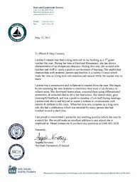 letter of recommendation substitute teacher recommendation my