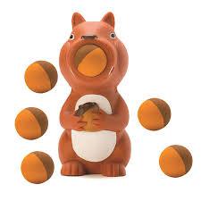"Игрушка <b>Hog Wild</b> ""Squeeze Popper: <b>Белка</b>"", с шариками — купить ..."