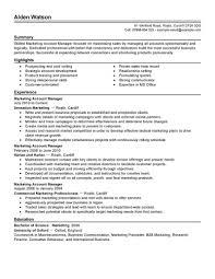 advertising account executive resume example advertising account advertising assistant resume