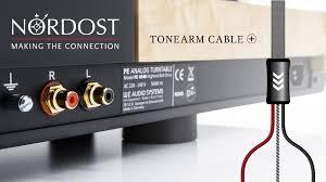 Сильные стороны новых <b>кабелей для тонарма Nordost</b> Tonearm ...