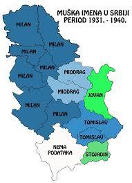 Ovo su najčešća muška imena u Srbiji od 1931. - Muska-imena-Srbije-1931