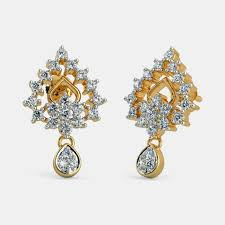 <b>Diamond Earrings</b> - Buy 1700+ <b>Diamond Earring</b> Designs Online in ...