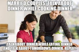 Marriage be like - Imgflip via Relatably.com