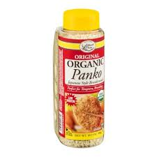 Edward & Son s <b>Organic Panko Japanese Style</b> Breadcrumbs Original