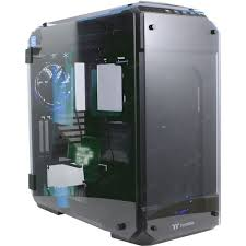 <b>Корпус THERMALTAKE View 71</b> TG RGB Black без БП с окном ...