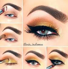 eye makeup step by step with pictures makeup tutorial for you