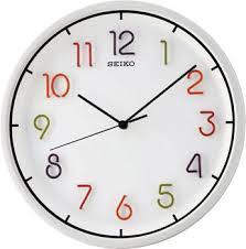 <b>Настенные часы Seiko</b> Clock <b>QXA447HN</b>. Купить выгодно ...